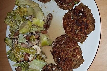 Meine veganen Linsenbratlinge 10