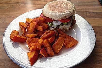 Meine veganen Linsenbratlinge 1