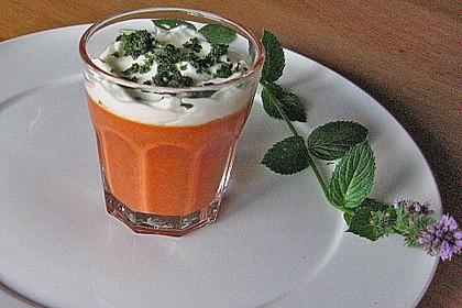Tomaten - Paprika - Mousse 3