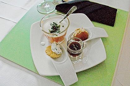 Tomaten - Paprika - Mousse 2