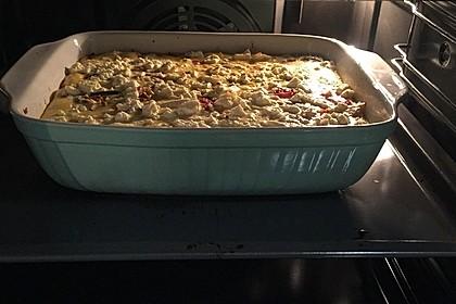 Zucchini - Hackfleisch - Auflauf mit Feta 21
