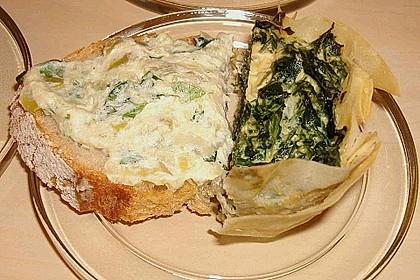 Crostini mit Zucchini - Püree 5