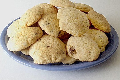Schokostückchen - Kekse 3