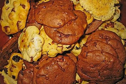 Schokostückchen - Kekse 5