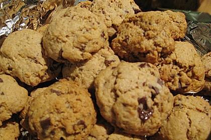 Schokostückchen - Kekse 11