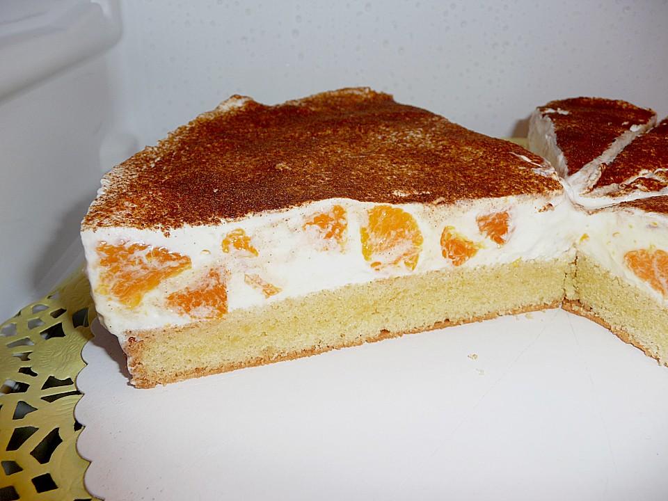Mandarinen Schmand Torte Von Julia20 Chefkoch De