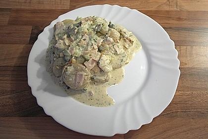 Illes leichte Salatsoße für Kartoffelsalat oder auch Eiersalat (Bild)