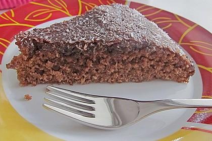 Original Murzynek - Kuchen mit Kakao und Kokos 6
