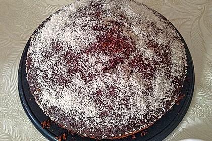 Original Murzynek - Kuchen mit Kakao und Kokos 1