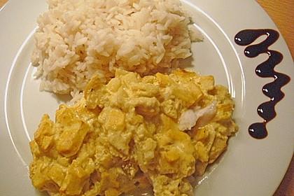 Überkrusteter Curryfisch 16