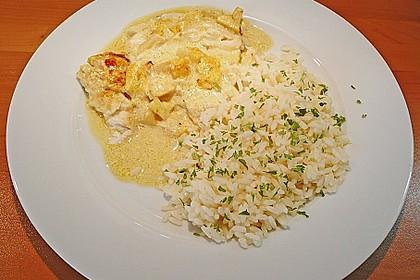 Überkrusteter Curryfisch 13