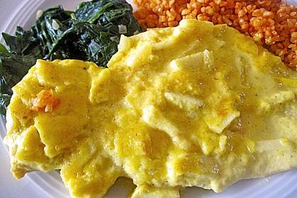 Überkrusteter Curryfisch 10