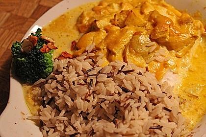 Überkrusteter Curryfisch 6