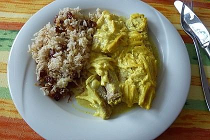 Überkrusteter Curryfisch 7