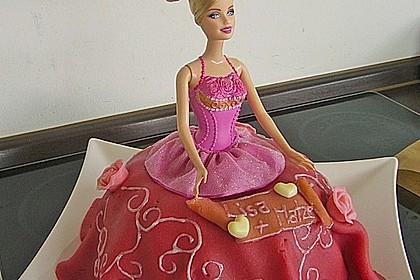 Barbie Torte Von Cityfield2000 Chefkoch De