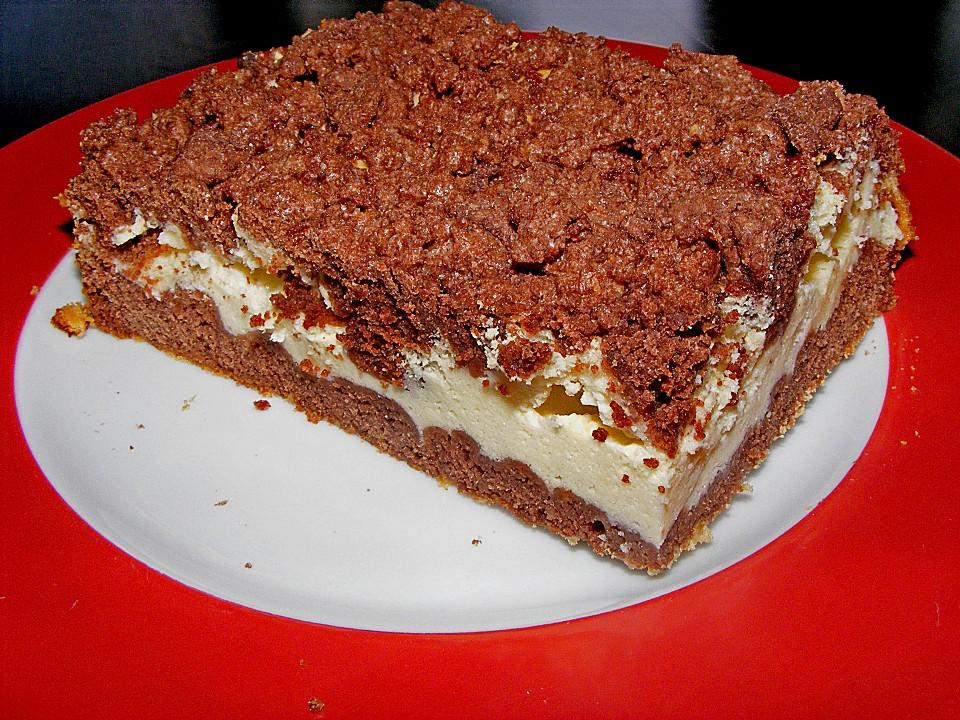 Polnischer Schoko Quark Kuchen Von Inuyasha Chefkoch De
