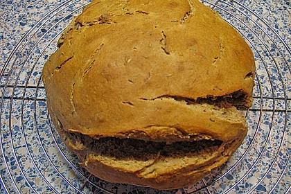 Buttermilch - Kümmel - Brot 5