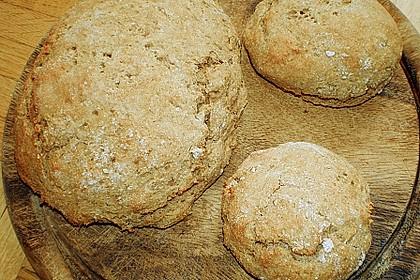 Buttermilch - Kümmel - Brot