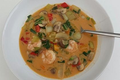 Thai-Red-Curry für mehrere Variationen 13
