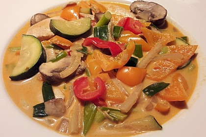Thai-Red-Curry für mehrere Variationen 51