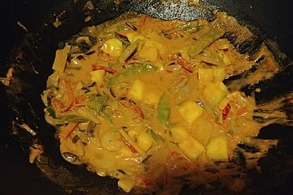 Thai-Red-Curry für mehrere Variationen 72