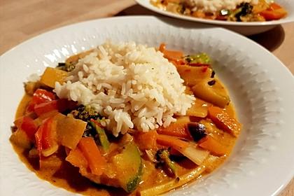 Thai-Red-Curry für mehrere Variationen 60