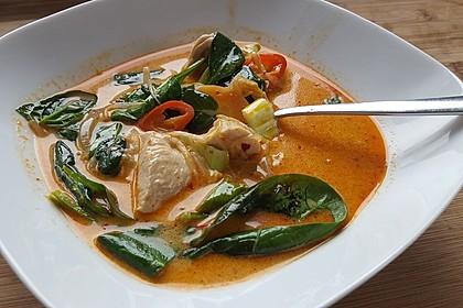 Thai-Red-Curry für mehrere Variationen 57