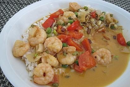 Thai-Red-Curry für mehrere Variationen 8