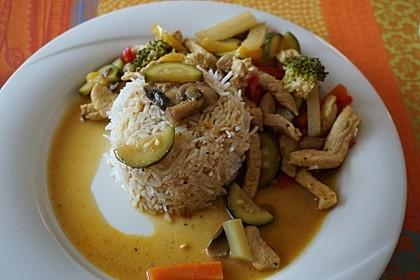 Thai-Red-Curry für mehrere Variationen 7