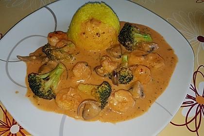 Thai-Red-Curry für mehrere Variationen 58
