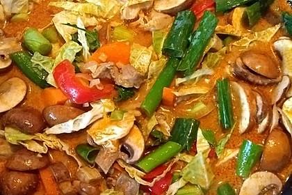 Thai-Red-Curry für mehrere Variationen 56
