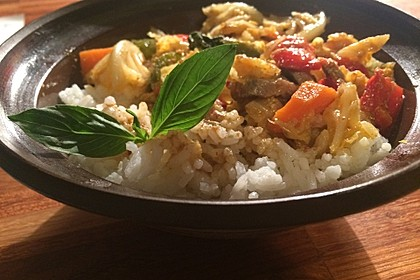 Thai-Red-Curry für mehrere Variationen 10