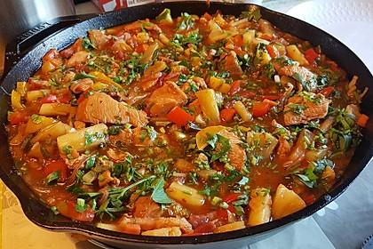Thai-Red-Curry für mehrere Variationen 2