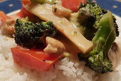 Thai-Red-Curry für mehrere Variationen 61