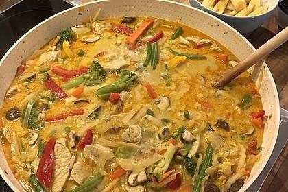 Thai-Red-Curry für mehrere Variationen 41