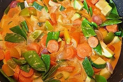 Thai-Red-Curry für mehrere Variationen 42