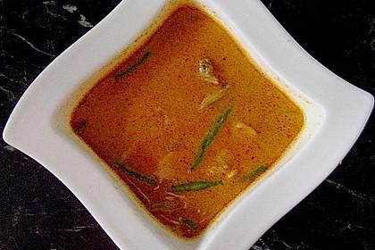 Thai-Red-Curry für mehrere Variationen 99