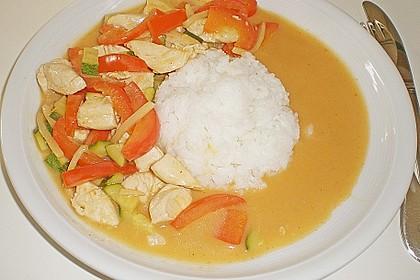 Thai-Red-Curry für mehrere Variationen 96