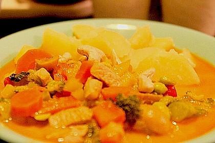 Thai-Red-Curry für mehrere Variationen 93