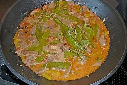 Thai-Red-Curry für mehrere Variationen 95