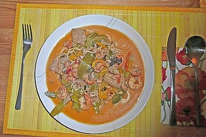 Thai-Red-Curry für mehrere Variationen 100