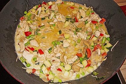 Thai-Red-Curry für mehrere Variationen 84