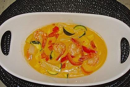 Thai-Red-Curry für mehrere Variationen 36