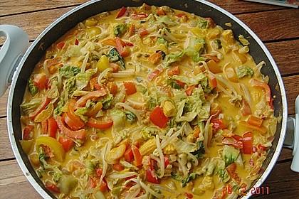 Thai-Red-Curry für mehrere Variationen 45