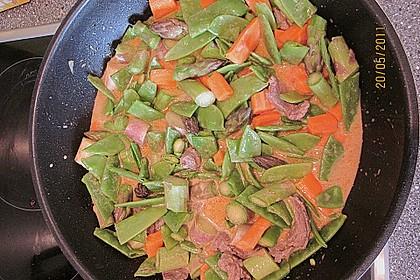Thai-Red-Curry für mehrere Variationen 91
