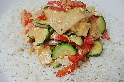 Thai-Red-Curry für mehrere Variationen 20