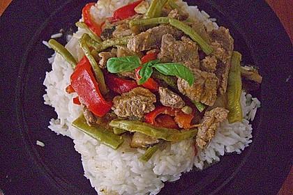 Thai-Red-Curry für mehrere Variationen 92