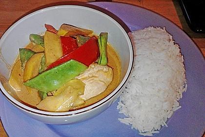 Thai-Red-Curry für mehrere Variationen 76