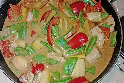 Thai-Red-Curry für mehrere Variationen 87