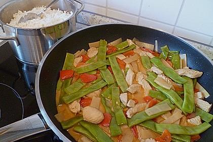 Thai-Red-Curry für mehrere Variationen 86